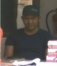 Arif, 29 tahun Satpam PT. RBH