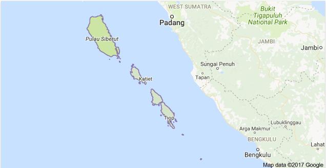 Kepulauan Siberut, Mentawai