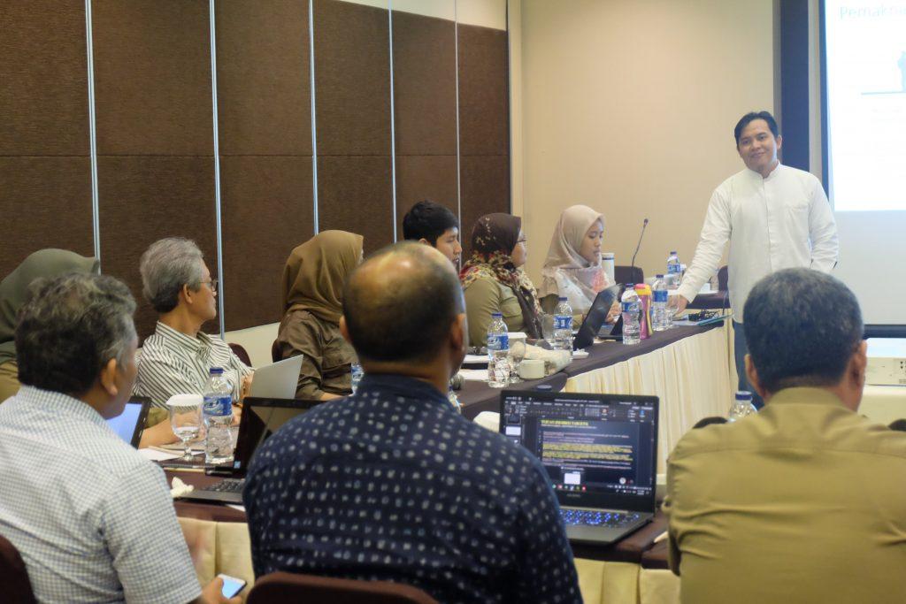 Kegiatan FGD pembahasan konservasi gajah Sumatera