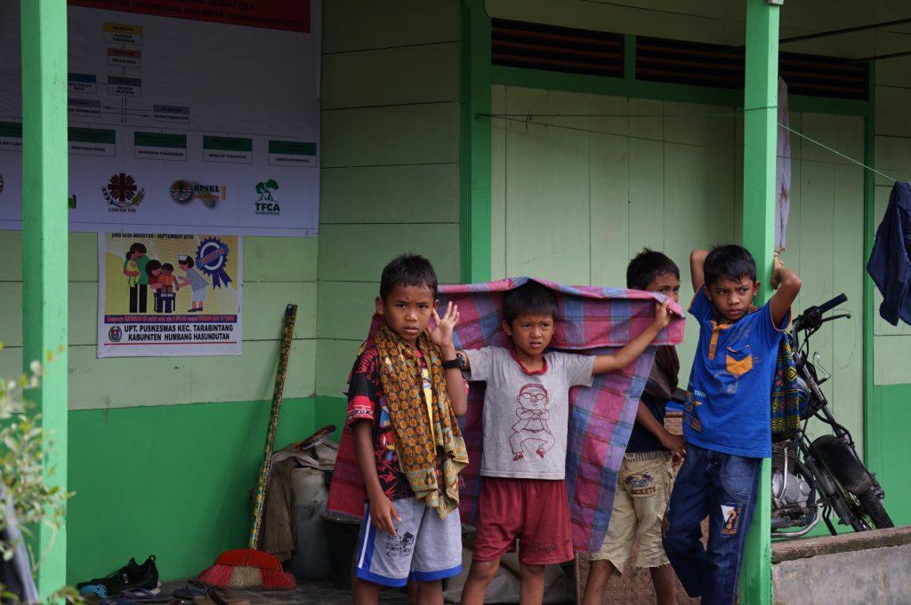 masa depan Dusun Napasingkam
